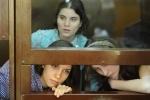 Фоторепортаж: «Pussy Riot в Хамовническом суде»