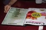 Ресторанное меню «от Сидякина» : Фоторепортаж