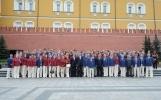 Фоторепортаж: «Проводы Олимпийской сборной»