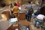 петербуржцы помогают пострадавшим от наводнения в Краснодарском крае  6 июля 2012: Фоторепортаж
