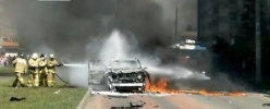 Фоторепортаж: «Покушение на муфтия Татарстана»