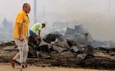 пожары в Черногории: Фоторепортаж