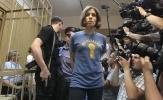 Участницы панк-группы Pussy Riot: Фоторепортаж