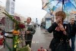 Убийство Андрея Каткова на Наличной улице: Фоторепортаж