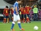 Испания - Италия финал 1 июля 2012 (2): Фоторепортаж