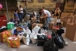 Сбор гуманитарной помощи в Крымск: Фоторепортаж