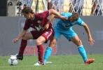 Зенит - Рубин, Суперкубок 2012, 14 июля: Фоторепортаж