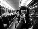 Ночные автобусы: Фоторепортаж