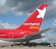 Самолеты авиакомпании Nord Wind: Фоторепортаж