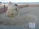 Песчаные скульптуры: Фоторепортаж