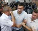 Фоторепортаж: «Виталий Кличко на митинге в Киеве»