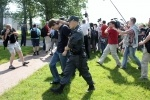 Фоторепортаж: «гей-парад в Петербурге»