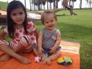 Фоторепортаж: «Девочка с синдромом Дауна Валентина Гереро из Майами стала фотомоделью»