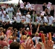 Чемпионат по поеданию хот-догов: Фоторепортаж