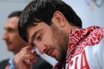 Фоторепортаж: «Мансур Исаев - фото с Олимпиады 2012»