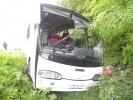 Фоторепортаж: «Автобус с россиянами попал в ДТП в Черниговской области »