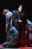 Евгений Никитин на генеральной репетиции оперы Вагнера «Летучий голландец» в Петербурге: Фоторепортаж