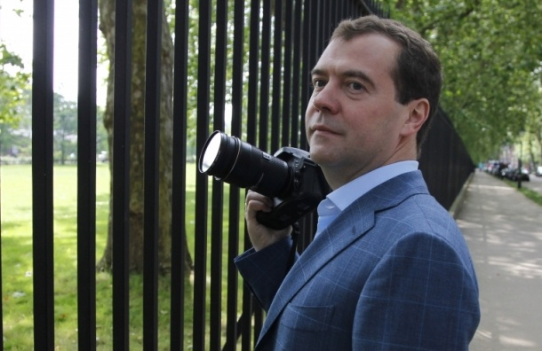 Медведев готов баллотироваться в президенты страны