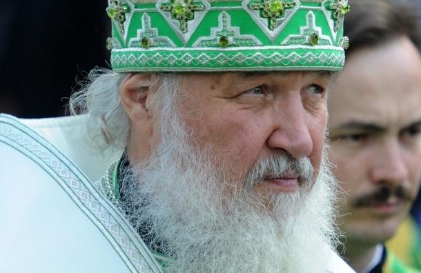 Патриарх Кирилл скорбит по эмбрионам, найденным в лесу