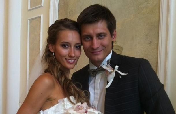 Дмитрий Гудков женился (фото)