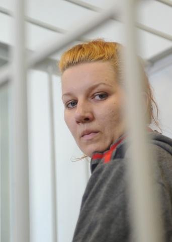 Екатерина Заул сбила 5 человек в Старой Купавне: Фото