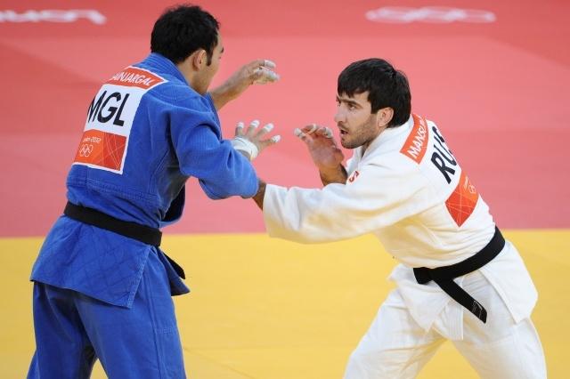 Мансур Исаев - фото с Олимпиады 2012: Фото