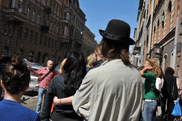 Экскурсия по местам Бродского: Фото
