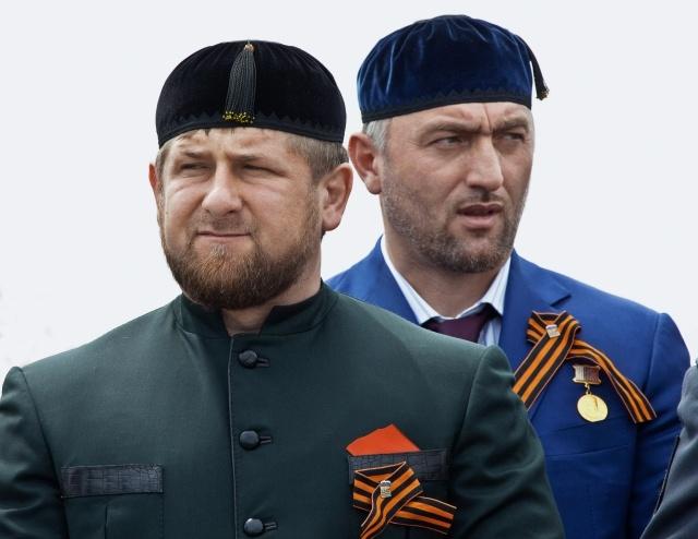 Адам Делимханов: Фото