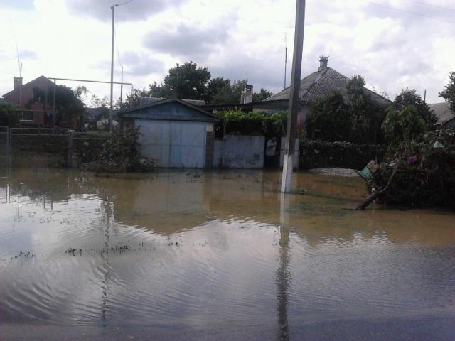 Наводнение в Краснодарском крае 2012: фото трагедии: Фото