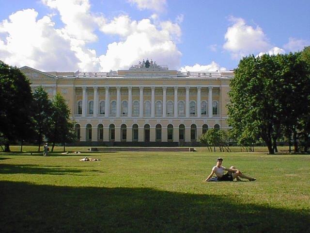 Михайловский сад: Фото