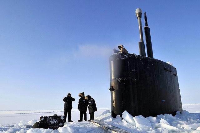 Северный Ледовитый океан: Фото