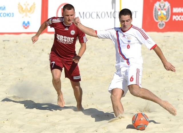 Пляжный футбол ЧМ 2012: Фото