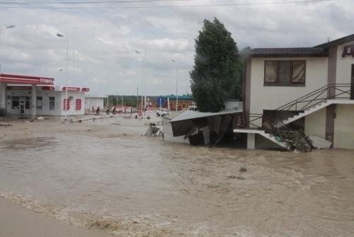 Наводнение в Крымске: Фото