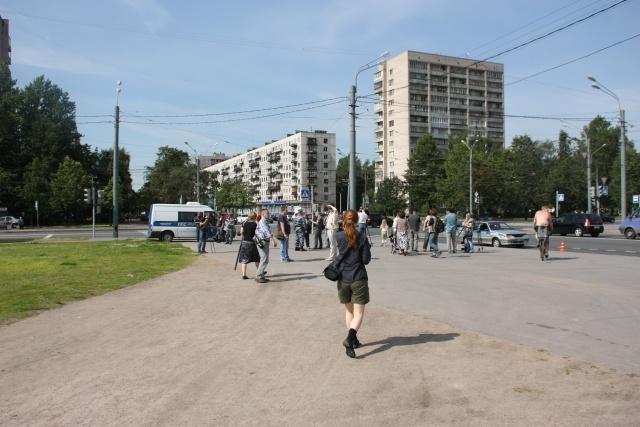 гей-парад в Петербурге: Фото