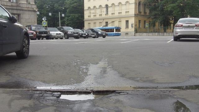 Красивые Петербург: Петербуржцы фотографируют городские проблемы: Фото