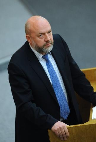 Павел Крашенинников: Фото