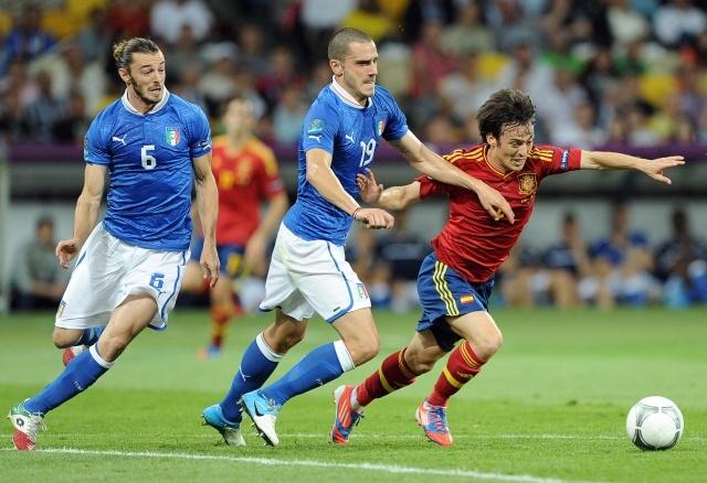 Испания - Италия финал 1 июля 2012 (2): Фото
