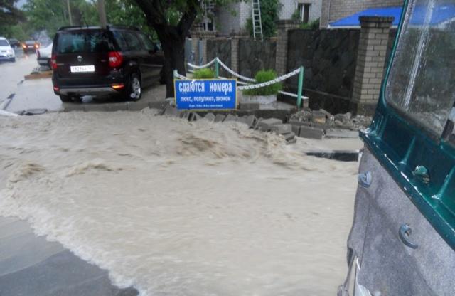 Крымск - наводнение 2012: Фото
