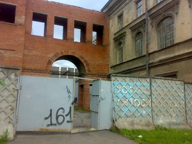 Самые некрасивые места Калининского района: Фото