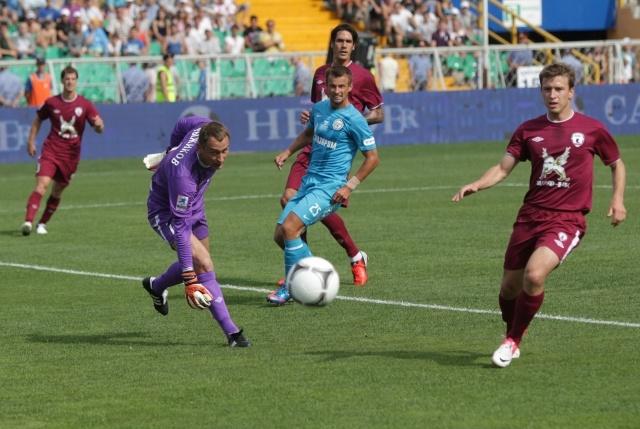 Зенит - Рубин, Суперкубок 2012, 14 июля: Фото