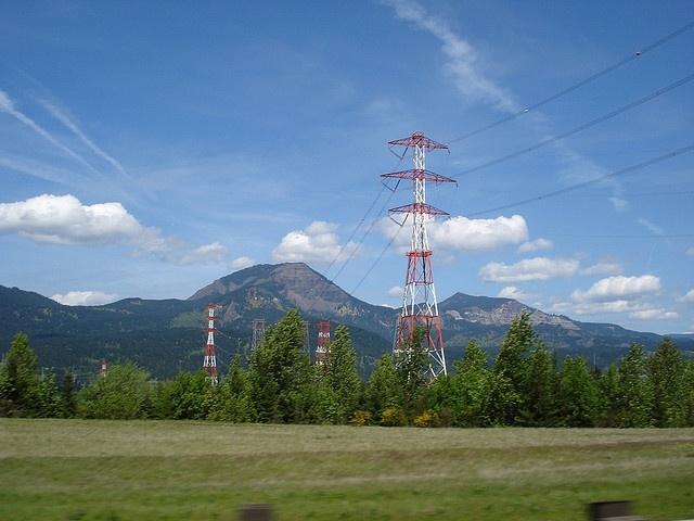 ЛЭП, электричество: Фото