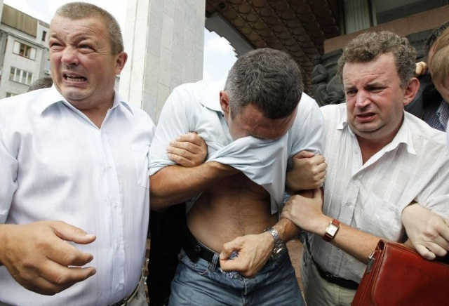 Виталий Кличко на митинге в Киеве: Фото