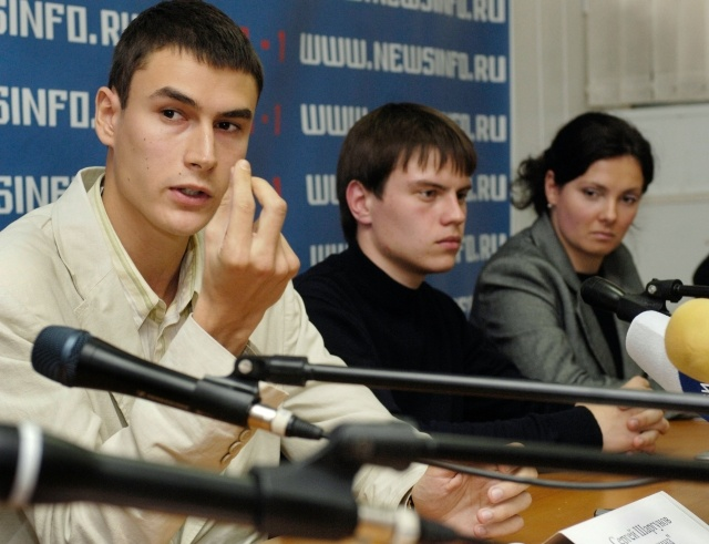 Сергей Шаргунов: Фото