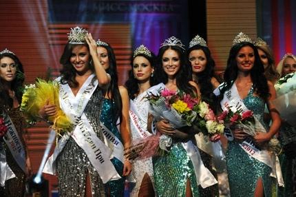 Мисс Москва 2012: фото: Фото