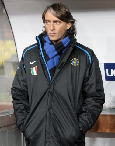 Роберто Манчини: Фото