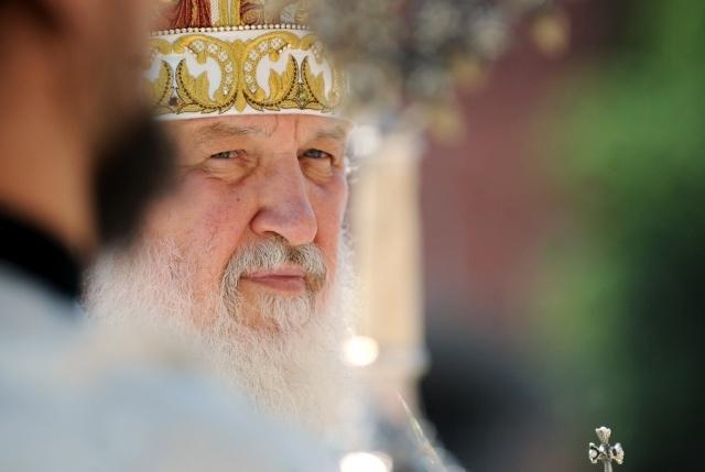 Патриарх Кирилл: Фото