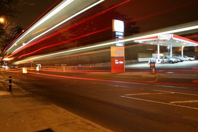 Ночные автобусы: Фото