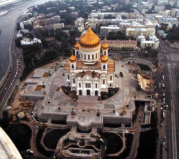 Храм Христа Спасителя: Фото