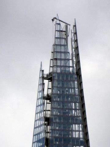Самый высокий небоскреб в Европе: Фото