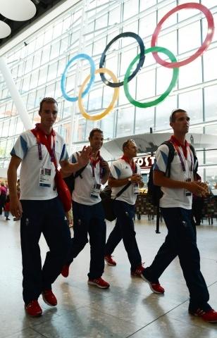 Лондон накануне Олимпиады 2012: Фото